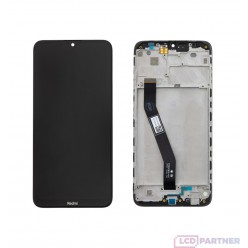 Xiaomi Redmi 8A LCD + touch screen + front panel blue