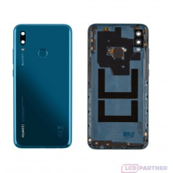 Huawei P Smart 2019 (POT-LX1) Back cover + fingerprint reader blue - original