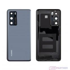 Huawei P40 (ANA-LX4, ANA-LNX9) Kryt zadní černá - originál