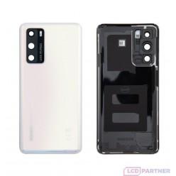 Huawei P40 (ANA-LX4, ANA-LNX9) Battery cover white - original