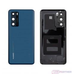 Huawei P40 (ANA-LX4, ANA-LNX9) Battery cover blue - original
