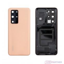 Huawei P40 Pro (ELS-N04, ELS-NX9) Battery cover gold - original