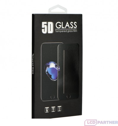 Apple iPhone 7, 8 Temperované sklo 5D biela