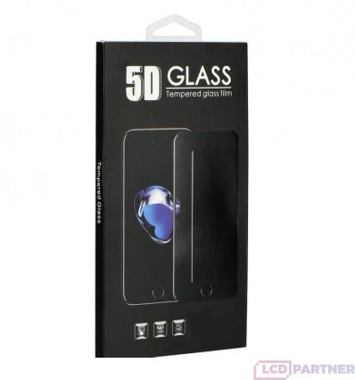 Apple iPhone 11, XR Temperované sklo 5D čierna