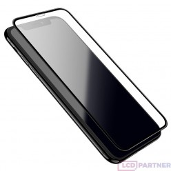 hoco. Apple iPhone XS Max, iPhone 11 Pro Max Fullscreen HD ochranné sklo čierna