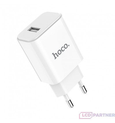 hoco. C61A USB charger white