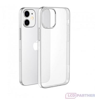 hoco. Apple iPhone 12 Mini Puzdro light series priesvitná