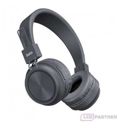 hoco. W25 wireless headphone gray