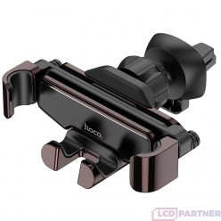 hoco. S25 držiak mobilných zariadení do ventilace auta ?ierna
