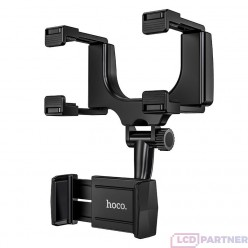 hoco. CA70 mobile device holder for rearview mirror black