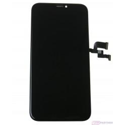 Apple iPhone X LCD displej + dotyková plocha čierna - repas