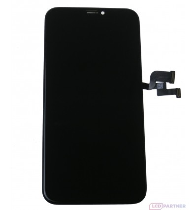 Apple iPhone Xs LCD displej + dotyková plocha čierna - repas