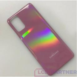 Samsung Galaxy S20 SM-G980F Kryt zadný ružová