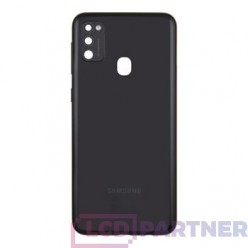 Samsung Galaxy M21 SM-M215F Battery cover black - original