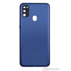 Samsung Galaxy M21 SM-M215F Battery cover blue - original