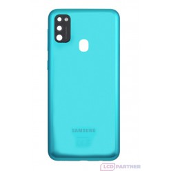Samsung Galaxy M21 SM-M215F Battery cover green - original