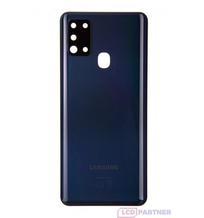 Samsung Galaxy A21s SM-A217F Battery cover black - original