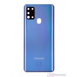 Samsung Galaxy A21s SM-A217F Kryt zadný modrá - originál