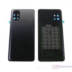Samsung Galaxy M31s M317F Battery cover black - original