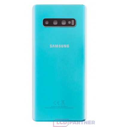Samsung Galaxy S10 Plus G975F Battery cover green - original