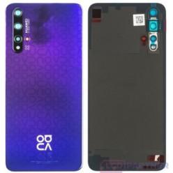 Huawei Nova 5T (YAL-L21) Battery cover violet - original