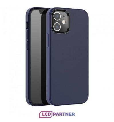 hoco. Apple iPhone 12 mini Puzdro pure series modrá