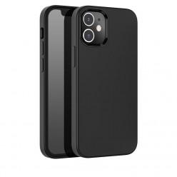 hoco. Apple iPhone 12 mini Cover pure series black