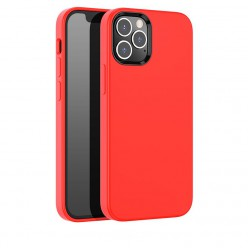 hoco. Apple iPhone 12 Pro Max Cover pure series red