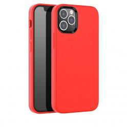 hoco. Apple iPhone 12 Pro Max Puzdro pure series červená