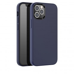 hoco. Apple iPhone 12 Pro Max Cover pure series blue