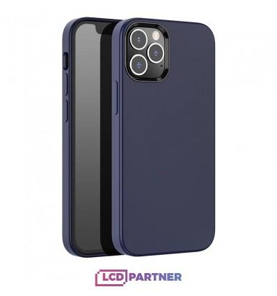 hoco. Apple iPhone 12 Pro Max Puzdro pure series modrá