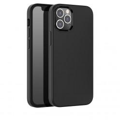hoco. Apple iPhone 12 Pro Max Cover pure series black