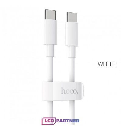 hoco. X51 100W charging cable type-c 1m white