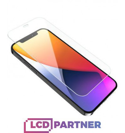 hoco. Apple iPhone 12, 12 Pro Flexible nano tempered glass clear