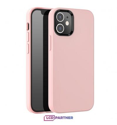 hoco. Apple iPhone 12 mini Puzdro pure series ružová