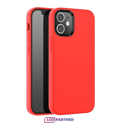hoco. Apple iPhone 12 mini Cover pure series red