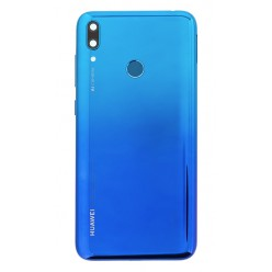 Huawei Y7 2019 (DUB-LX1) Battery cover blue - original