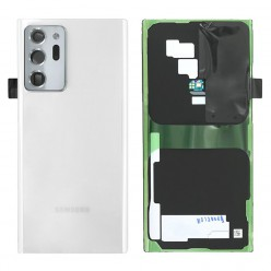 Samsung Galaxy Note 20 Ultra N986 Battery cover white - original
