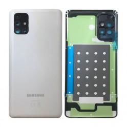 Samsung Galaxy M51 SM-M515 Kryt zadný biela - originál