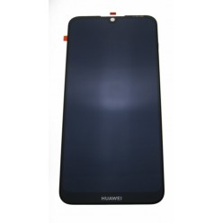 Huawei Y6s (JAT-L29) LCD displej + dotyková plocha čierna - premium