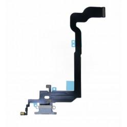 Apple iPhone X Flex nabíjací strieborná