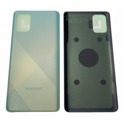 Samsung Galaxy A71 SM-A715F Battery cover blue