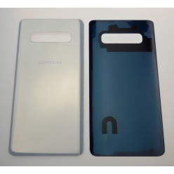 Samsung Galaxy S10 Plus G975F Battery cover ceramic white