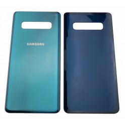 Samsung Galaxy S10 Plus G975F Battery cover green