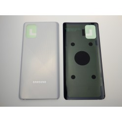 Samsung Galaxy A71 SM-A715F Battery cover white