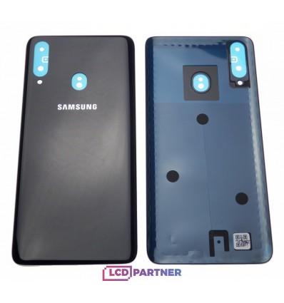 Samsung Galaxy A20s SM-A207F Battery cover black