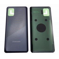 Samsung Galaxy A31 A315F Battery cover black