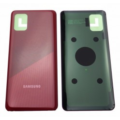 Samsung Galaxy A31 A315F Battery cover red