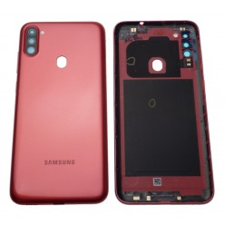 Samsung Galaxy A11 SM-A115F Battery cover red
