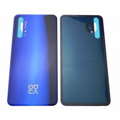 Huawei Nova 5T (YAL-L21) Battery cover blue